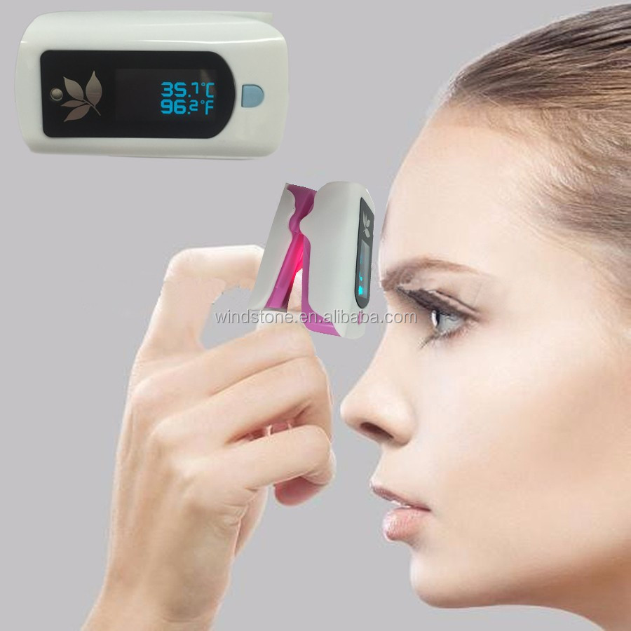 Digital Multi Thermometer	Fingertip Pulse Oximeter only 3 seconds