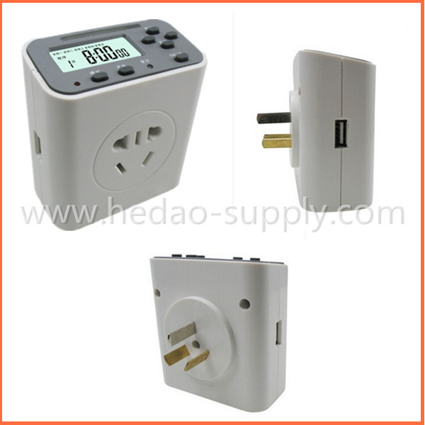 USB function mini factory price wholesale digital timer