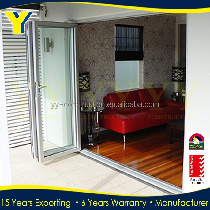Folding Precio De Patio Vidrio Esmerilado Acorde 243 N Puertas