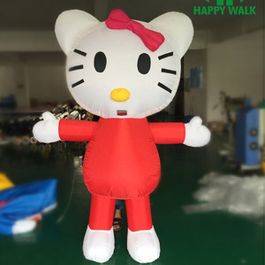 hello kitty mascot costume for party , cartoon character cosplay costume for sale!!