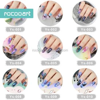 Customs Premium Nail Wraps 1000 Stock Designs Long Lasting Stamping
