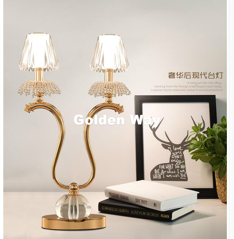 Newly Modern Crystal Table Lamp Modern Nordic Crystal Table Lamp