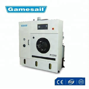high quality green dry cleaning machines for 25kg clothes dryer