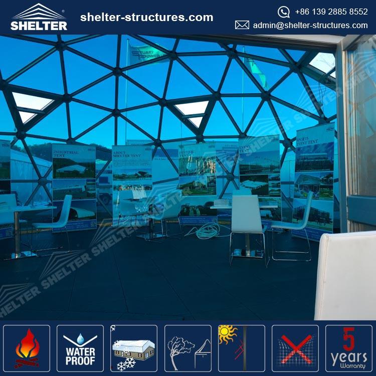 Finestre a soffitto tenda glamping b2b guangzhou cupola di for Finestre a soffitto