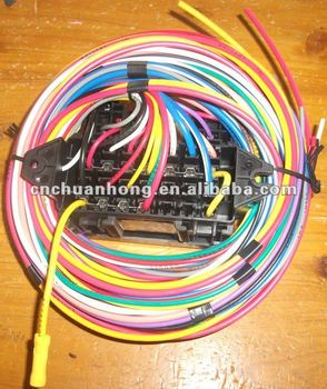 ez wiring 12 circuit mini hot rod wiring harness pdf buy car fuse rh alibaba com  blue ox ez light wiring harness