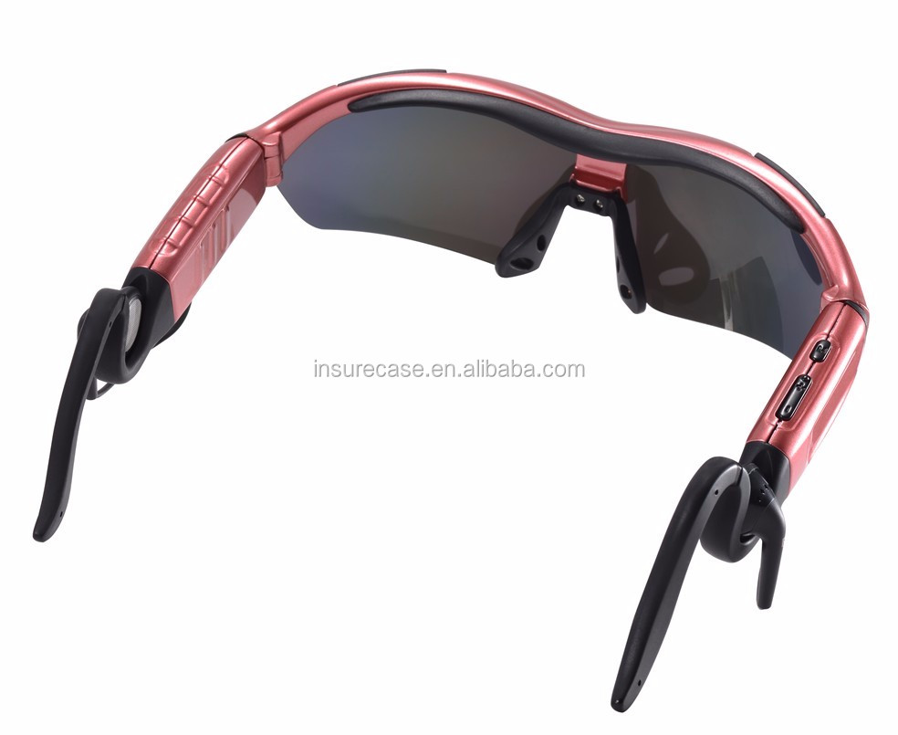 high quality wireless smart sunglasses with polarized lenses