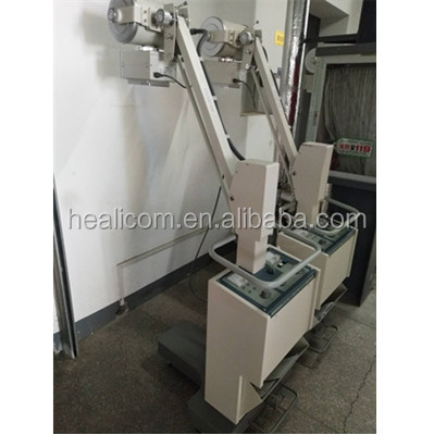 HX-102 Cheap medical mobile X-ray machine, digital portable x-ray