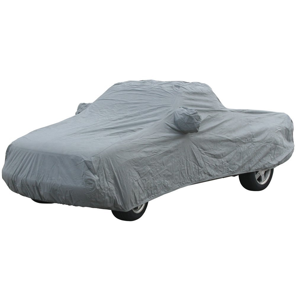 Discount Ramps 15'6 Mid-Size Short Bed Pickup Truck Cover