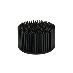 Factory direct price aluminum pre-drilled pin heatsink