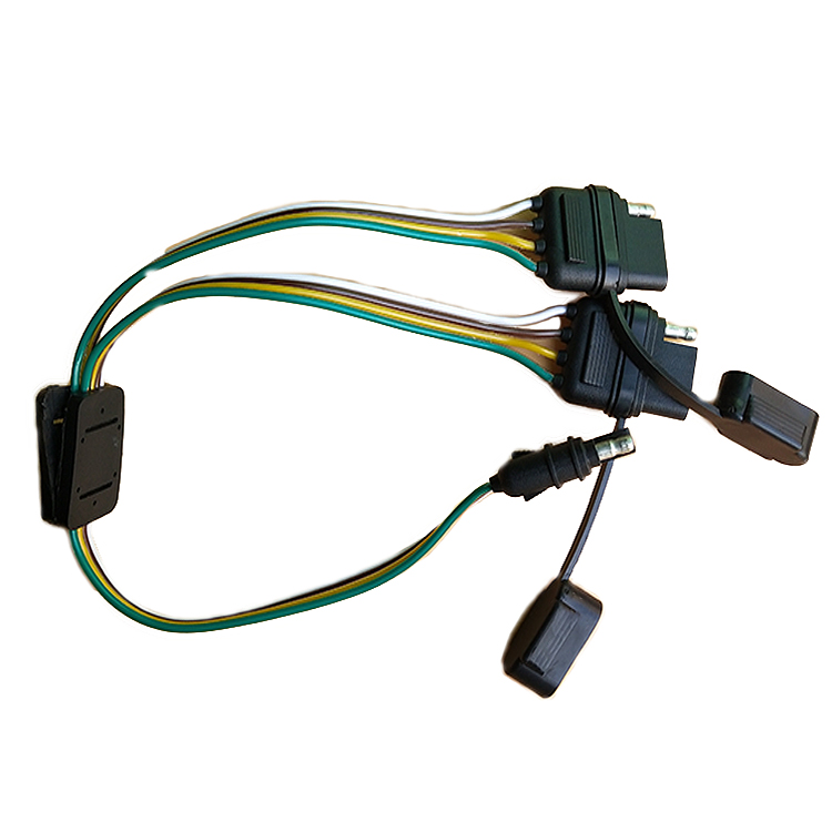 Pleasing Truck Cable Assembly Automotive Trailer Wire Harness Buy Trailer Wiring 101 Ivorowellnesstrialsorg