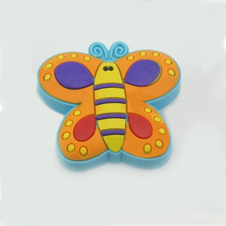 Cartoon Butterfly Design Kids Furniture Cabinet Knob Buy Cabinet
