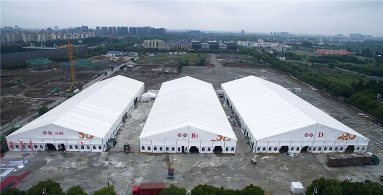 גדול אוהל תערוכת חוצות uesd רכב תערוכת אוהל עבור זול מכירה
