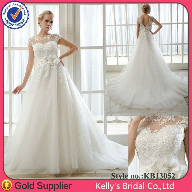 Vestidos de boda baratos hechos en China popular en todo el mundo ...