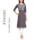 Long Sleeve Neck Designs Of Kurtis Dress Fashion Jacket Kurti Design HSD6978