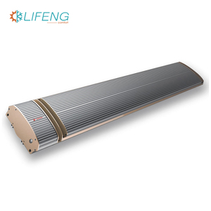 Carbon infrared sauna heater panel with 2400W