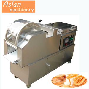 squid machine/squid shredding and roasting machine