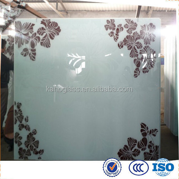 Find printing glass one way vision custom printing