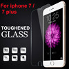 NEW Hot Sale For iphone 7 Tempered Glass screen protector for iphone 7 retail package available
