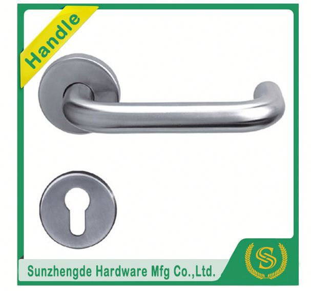 TC STH-101 Simple Shape 8Mm Spindle Zinc Alloy Door And Locks Handles