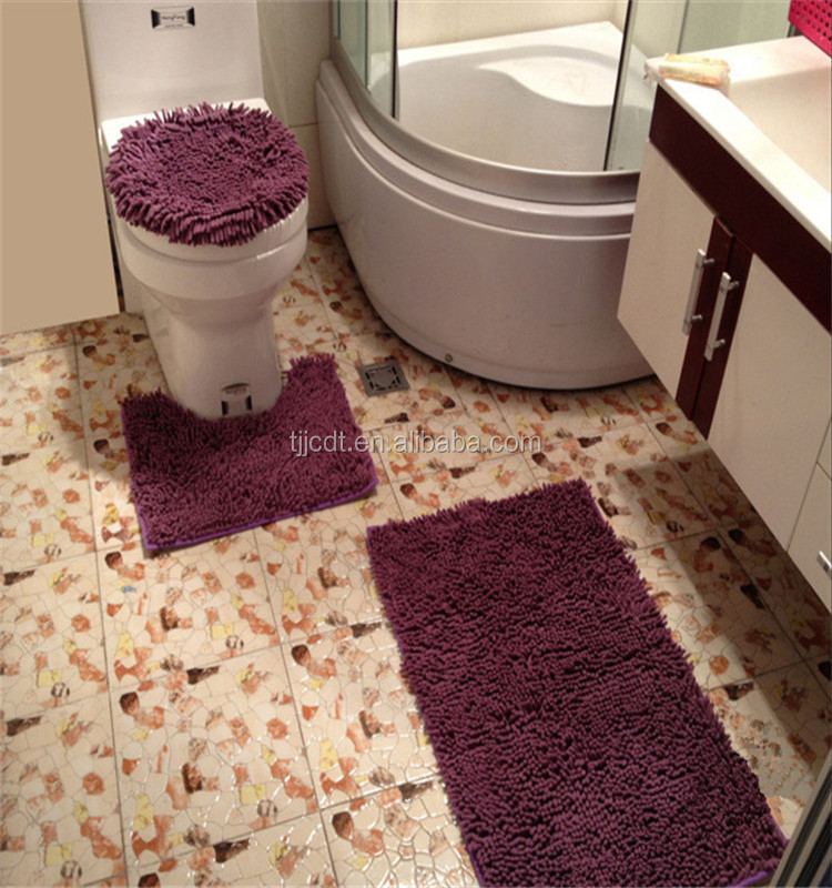 100 polyester waschbar bad teppichfliesen teppich produkt id 60368999637. Black Bedroom Furniture Sets. Home Design Ideas