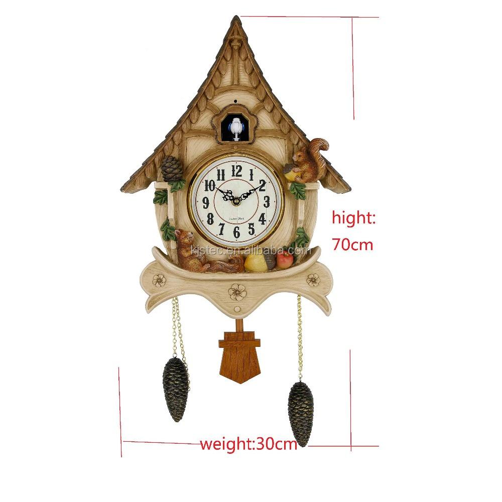grossiste coucou horloge acheter les meilleurs coucou horloge lots de la chine coucou horloge. Black Bedroom Furniture Sets. Home Design Ideas
