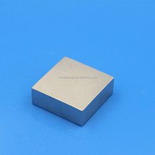 high power block Rectangle Neodymium magnet ndfeb n45