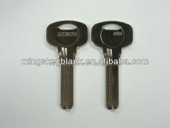 High Quality Brass Blank Key Car Key Blank Keys Key Blanks Dimple