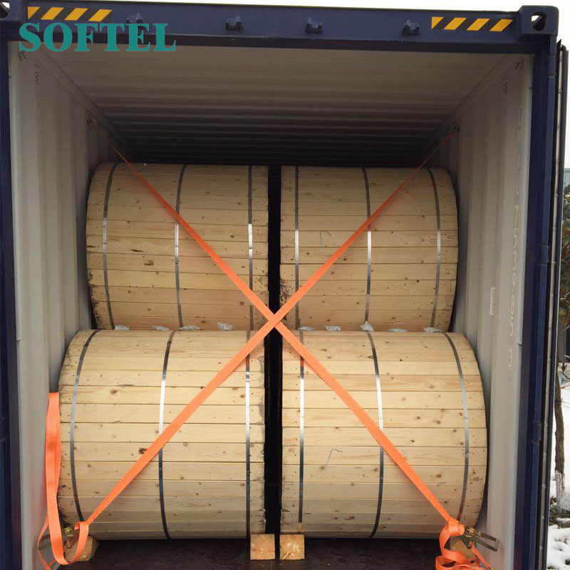 Outdoor Self-supporting12 Core Optical Fiber Cable Per Roll 1KM Price