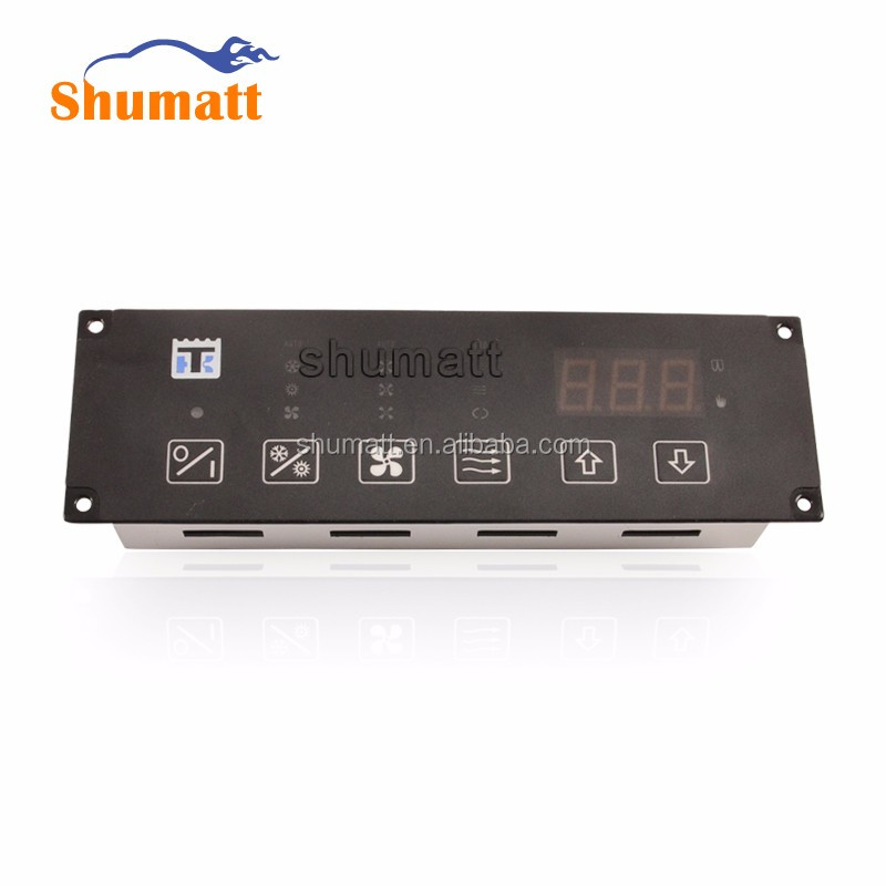 Auto climate control panel Thermo king controller 2E06389G01 for Thermo king air conditioner control panel system