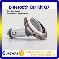 Bluetooth Car Kit Dual USB Port Car Radio MP3 Wireless FM Transmitter