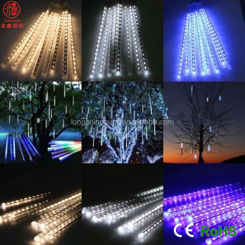 Cheap Mini Led Meteor Shower Light For Holiday Party Decoration ...