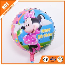 Promotional Round Foil Balloons Mylar Balloons Wholesale Personalized Mylar Balloons for decoration