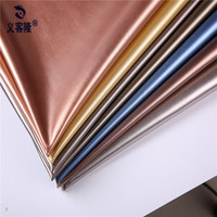 Hot sale Eco-friendly Soft Shiny PU leather for clothing,handbags