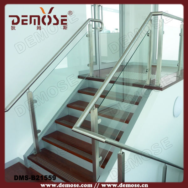 Modern Railing Stairs Stair Glass Railing Prices