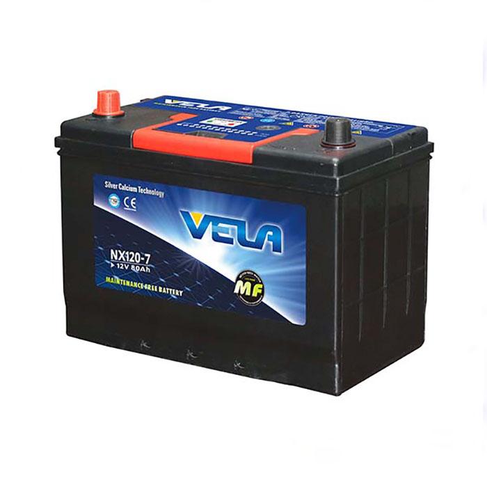 Vela 95D31L Bebas Perawatan Otomatis Mobil Baterai