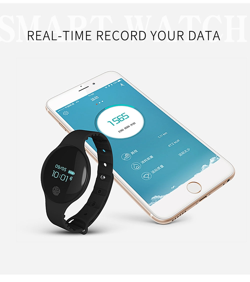 SANDA Bluetooth Smart Watch IOS Android Men Women Sport Intelligent Pedometer Fitness Bracelet Watches for iPhone Clock Men