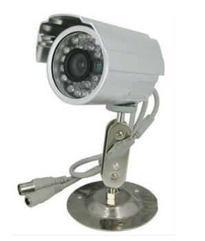 夏普ccd_Ry-7011 1/4 Sharp Ccd 420tvl 24pcs Ir Led Waterproof Security Bullet Cctv Camera ...