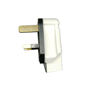 13amp 3 Pin UK Fused Power cord electrical plug Top with light