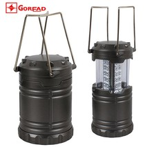 YD Goread GY18 30 LED new pull and push round camping Lantern