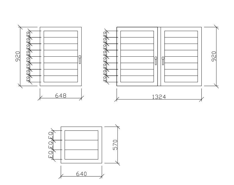Top Quality Aluminum/pvc Profile Louver Window Frames/rolling ...