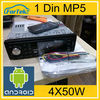 Most popular single din touch screen car dvd player MP3/MP4 3""