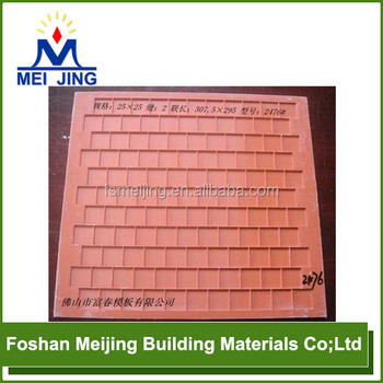Plastic Mold For Glass Mosaic From Foshan Meijing