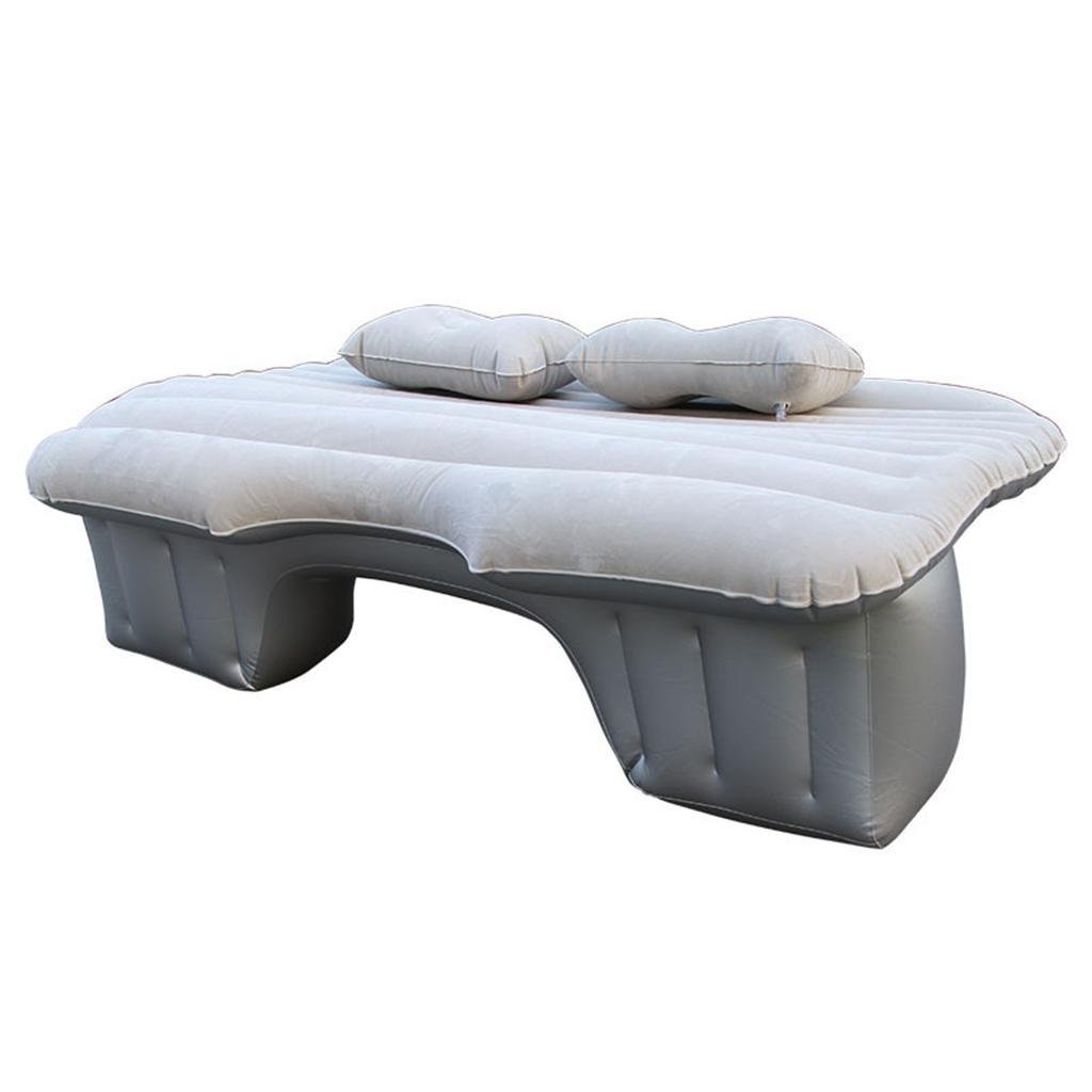 GOUGOU With inflatable pump / car portable inflatable mattress / car rear seat cushion pad / car shock bed / air bed / SUV travel bed