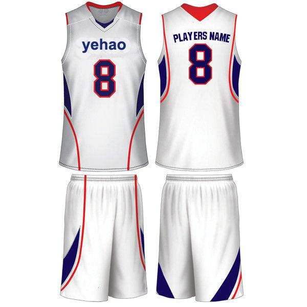 68987f58497 New Design Dark Blue Basketball Jersey Logo Basketball Uniform - Buy ...