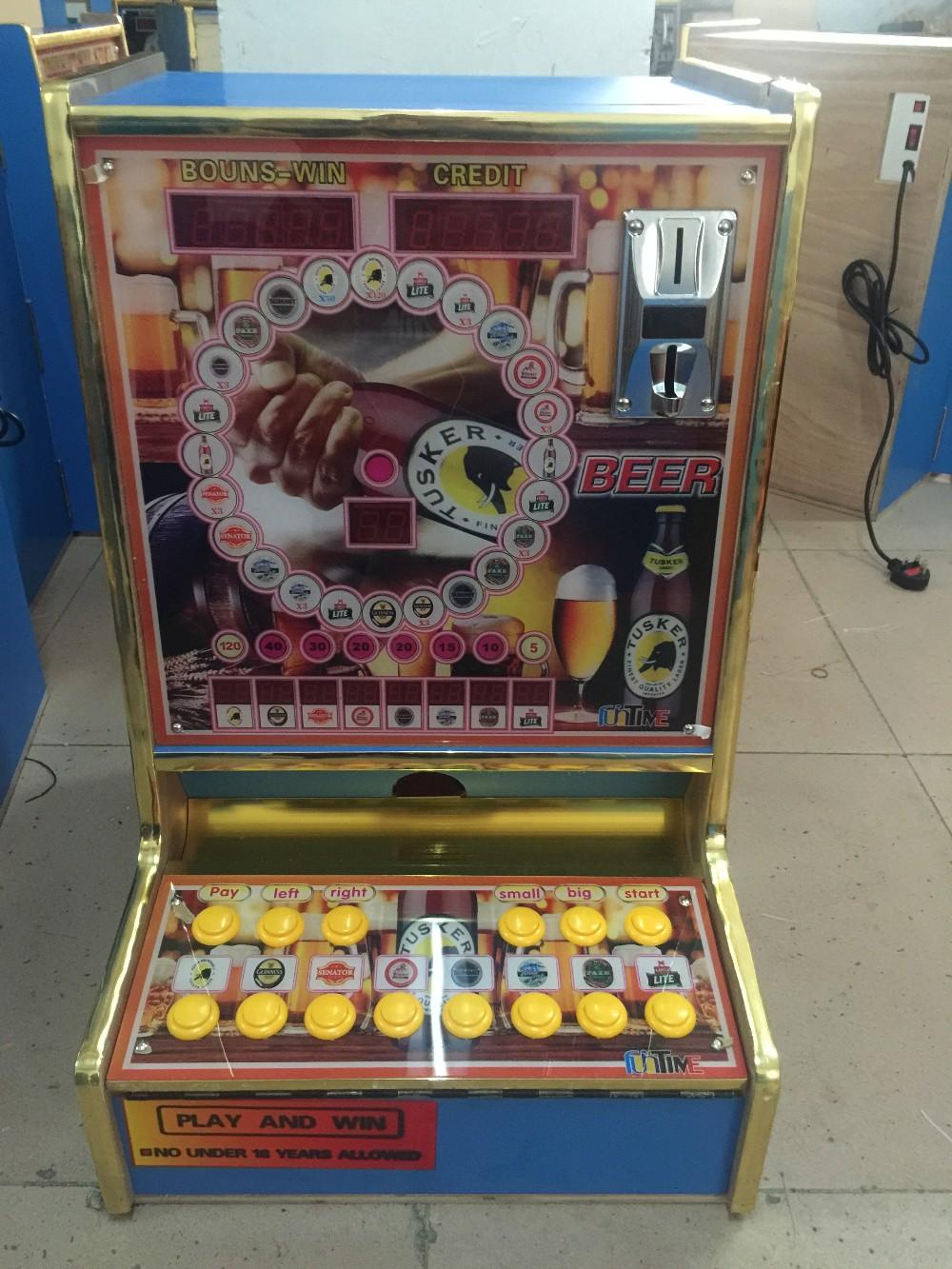 Table Top Slot Machine