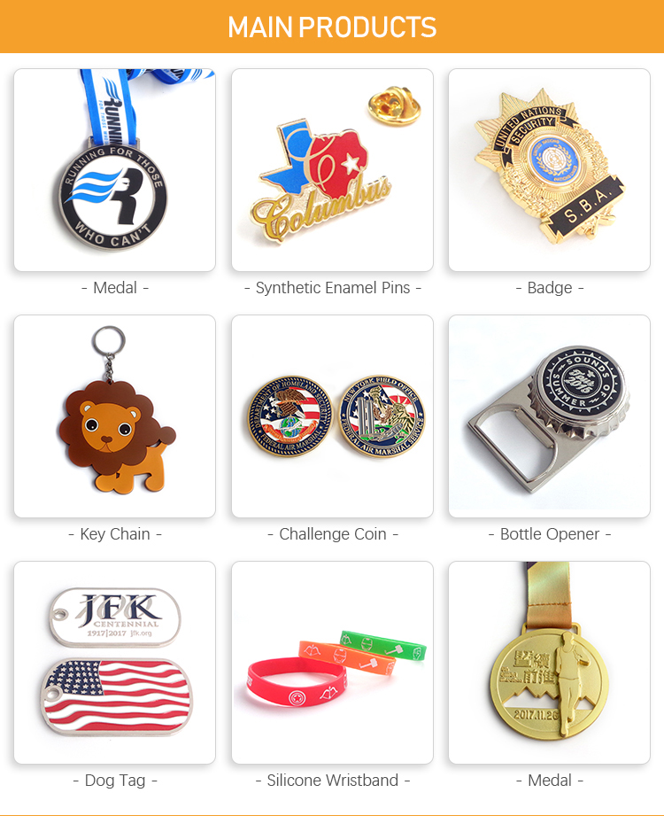 2019 China Wholesale Newest Product Stainless Steel Badge