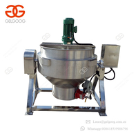 Double Jacketed Kettle Price Cooking kettle Steam Jacketed Kettle For Jam
