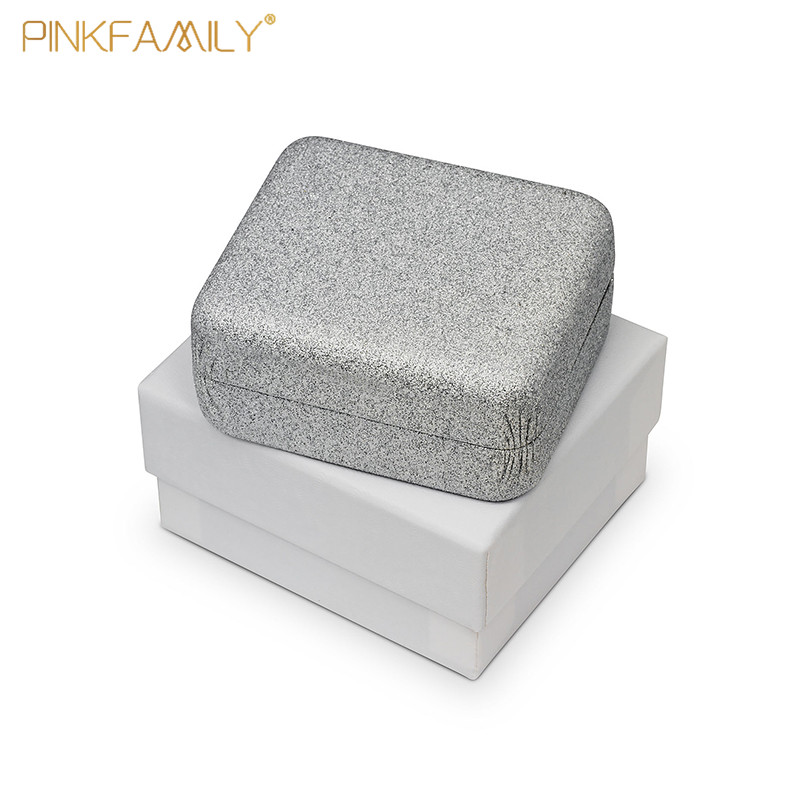 Girls hat shape style ring box unique jewelry box for wedding