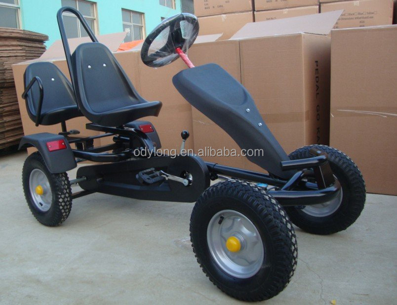 Heavy Duty Adult Pedal Go Kart Two Seater F150ab Buy