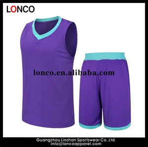 Promotion Cheap Reversible Reversible Basketball Uniforms Custom Latest Basketball Design Cheap Basketball Uniforms